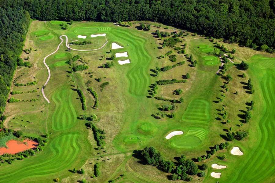 9 Loch mit dem Pro bei der Smart Golf Akademie